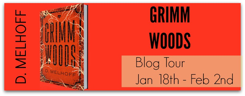 Grimm Woods Book tour && Review!